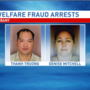 Sheriff's Office:  2 arrested, accused of stealing thousands in benefits