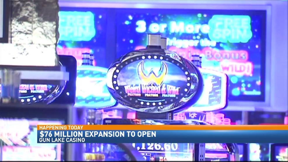 Gun lake casino age restriction