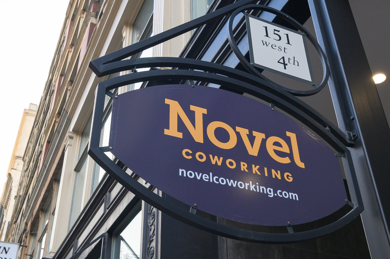 For more information about memberships and office availability, visit NovelCoworking.com. / Image: Phil Armstrong, Cincinnati Refined // Published: 2.11.20
