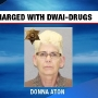 Woman charged with DWAI-drugs 3 months after prior DWAI arrest
