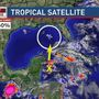Tropical disturbance to head into the Gulf