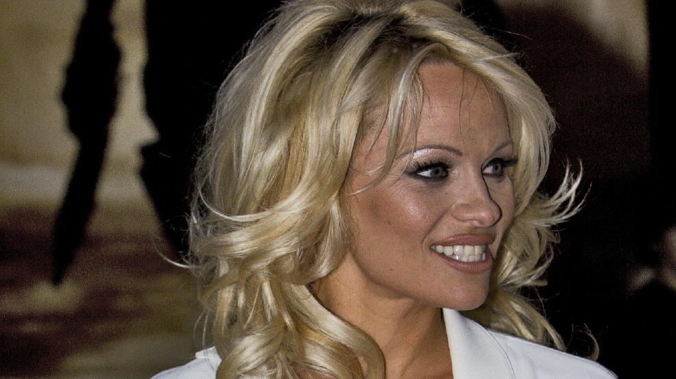 Pamela Anderson reveals she's been a victim of sexual abuse
