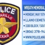 Police Officer Memorial set at Llano East Cemetery as part of National Police Week