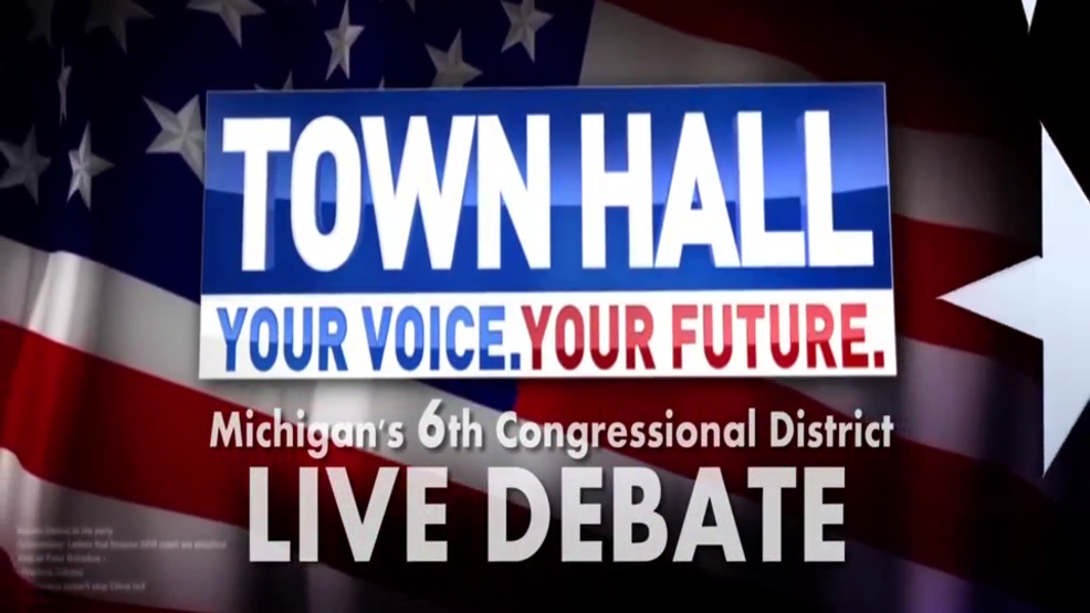 Candidates compete to represent southwest Michigan in U.S. House of Representatives
