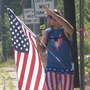Smithfield man promotes patriotism on Fourth of July