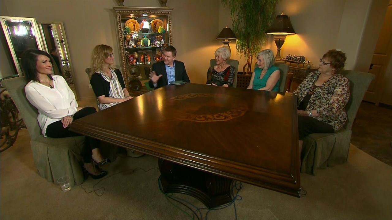 This panel of conservative women sat down to talk about why they support Trump despite his apparent anti-women comments.