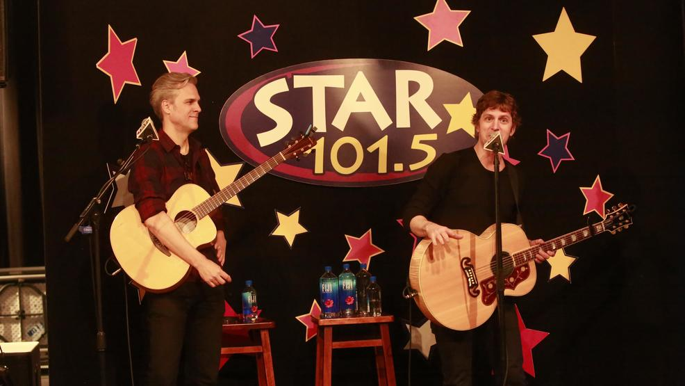 Presented by Car Toys: Our STAR Stage with Rob Thomas!