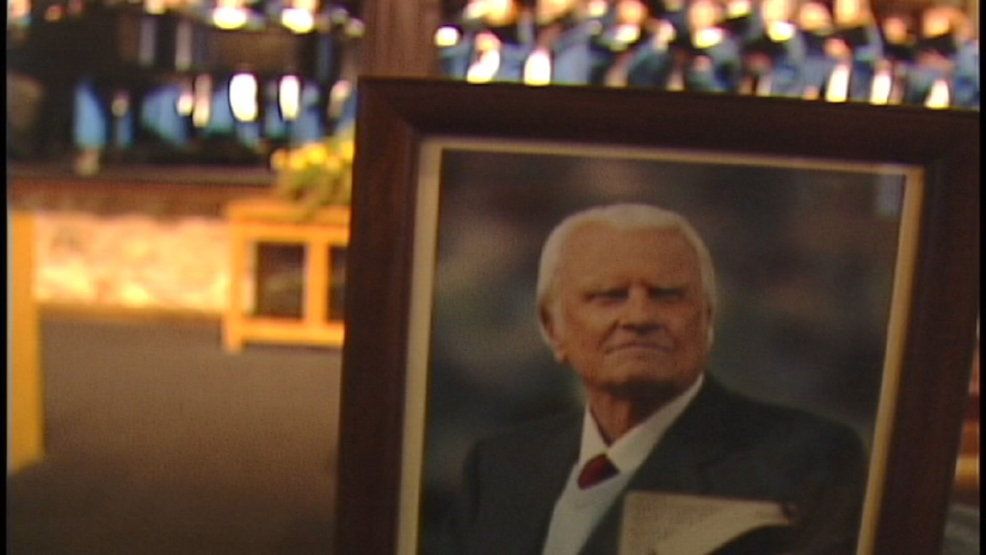 Western North Carolina residents remember Rev. Billy Graham