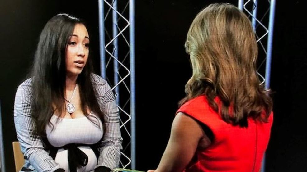 Cyntoia Brown breaks her silence, shares story on her fight for freedom