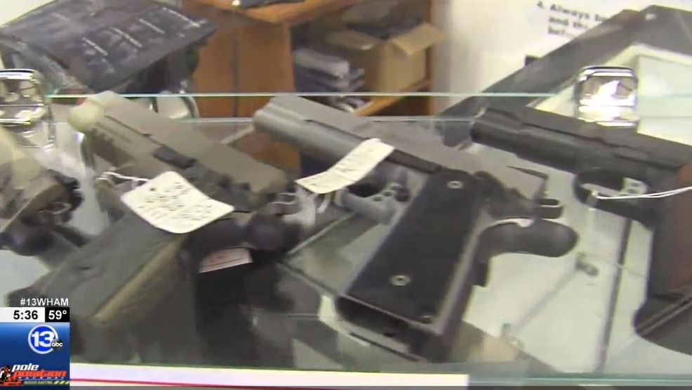 Gun Owners Having Trouble With Pistol Permit Recertification Wham