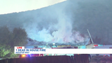 Detectives investigate death after 1 person found dead in structure fire in Lemmon Valley