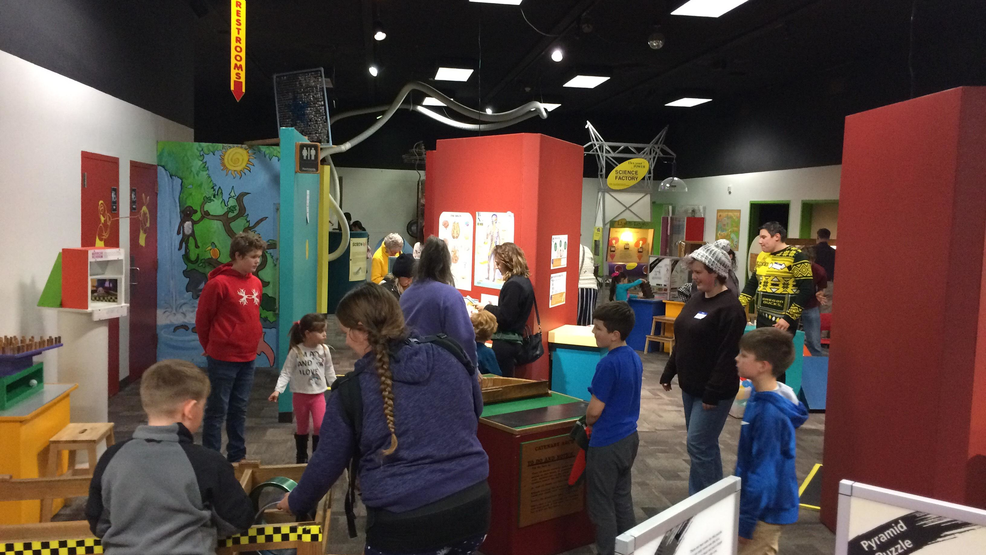 Science Factory offers family fun in busy holiday season