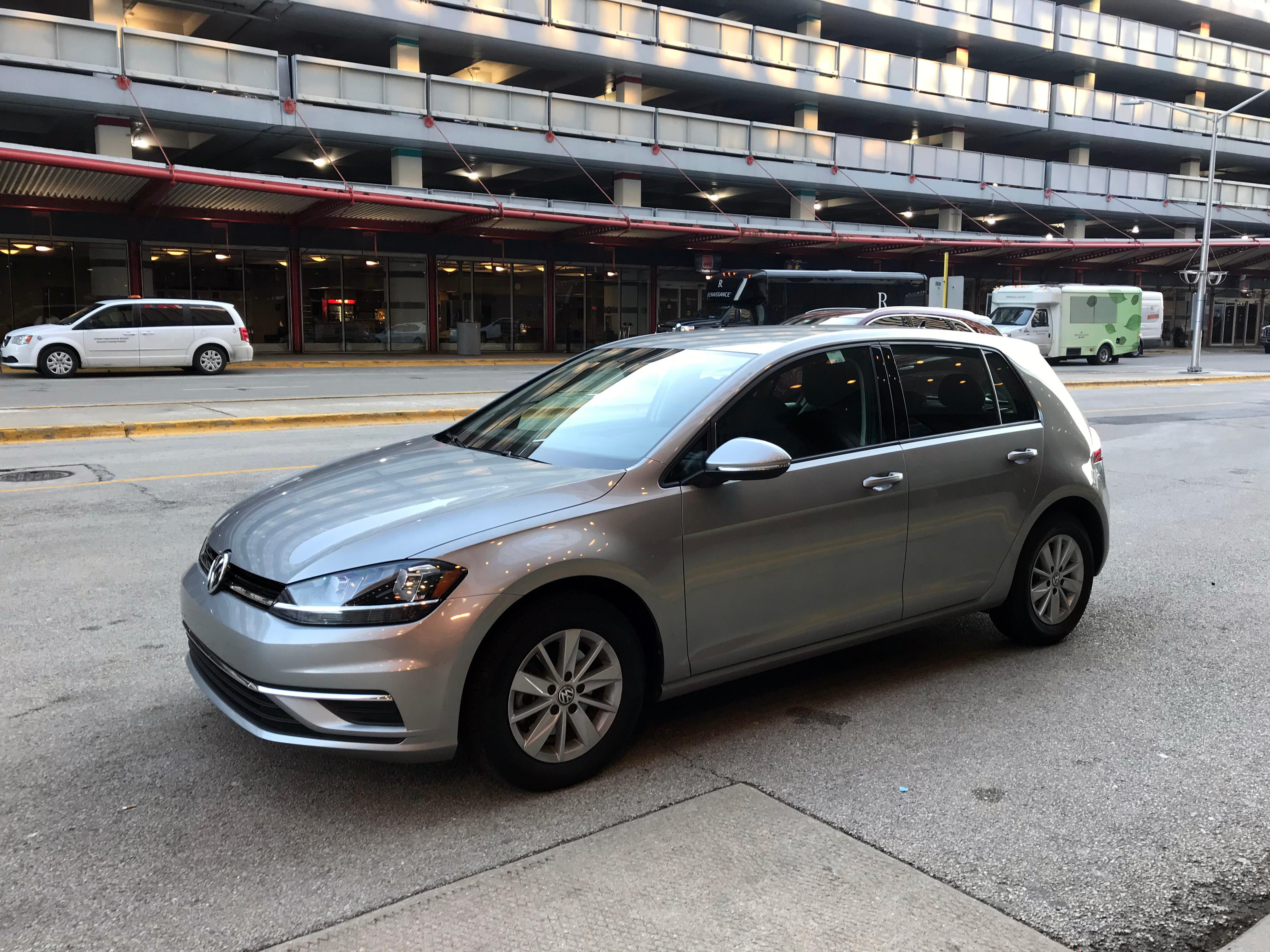 & 2018 Volkswagen Golf: Five-door hatch is both fun and functional | WMSN