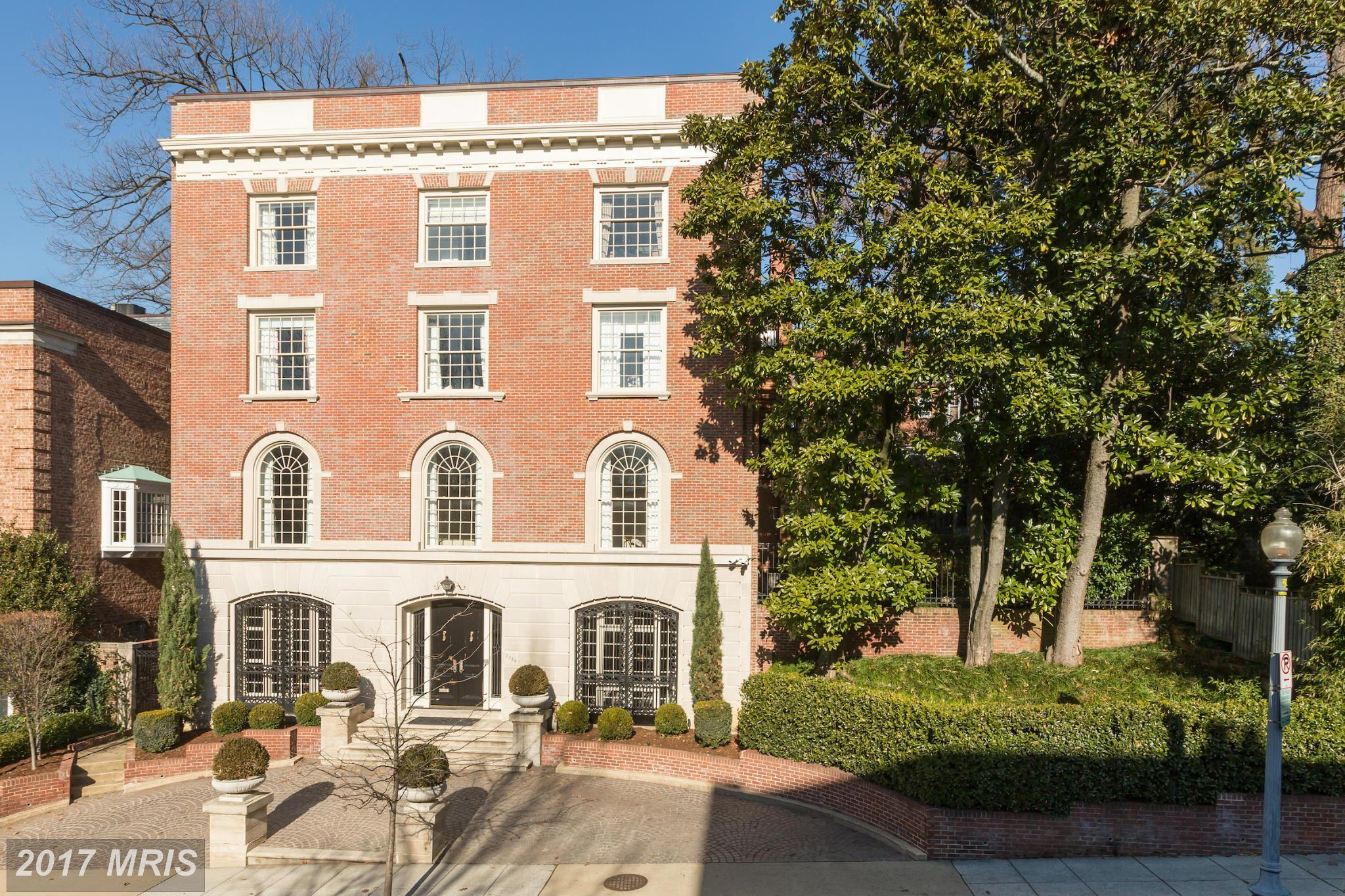 List price: $5,850,000 // Closing price: $5,500,000 // 6 bedrooms, 7 bathrooms // Built in 1919 // Beaux Arts style // Neighborhood: Adams Morgan // Listing agent:{&amp;nbsp;}Michael Rankin of TTR Sotheby's // Selling agent: James Bell of TTR Sotheby's (Image: Courtesy Bright MLS)<br><p></p>