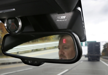 Intel drops $14B on Mobileye in race for a driverless future