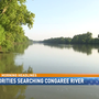 Search for possibly intoxicated man in Congaree River suspended, officers say