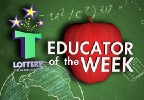 WTVC - Tennessee Lottery Educator of the Week 2016