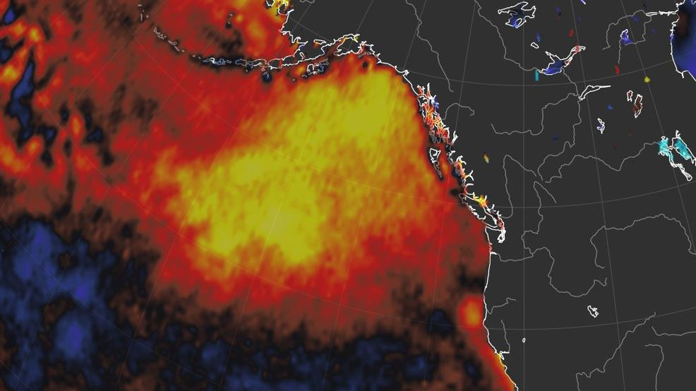 "UW Weather Prof: The ""Blob"" is back"