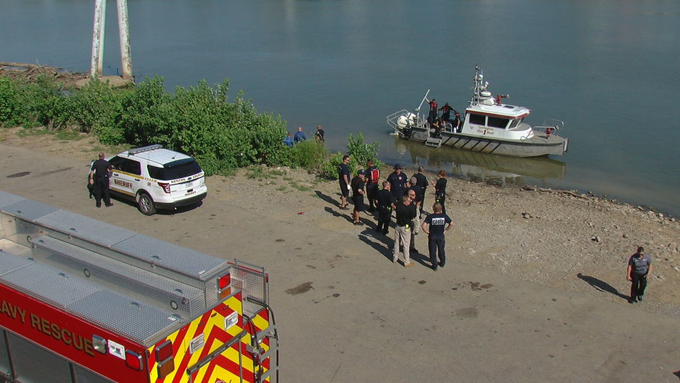 Unidentified man's body recovered from the Ohio River