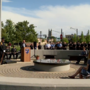 Mishawaka police paying tribute to their fallen officers during memorial ceremony