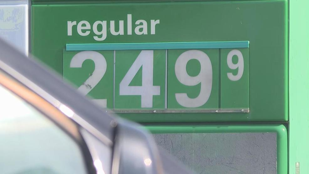 Columbus Gas Prices >> Gas Prices Hold Steady In Columbus As National Average On