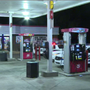 Lexington gas station robbed at gunpoint