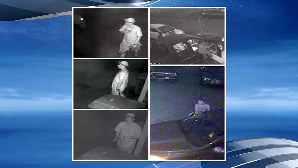 multiple vehicles stolen from benton car dealership katv. Black Bedroom Furniture Sets. Home Design Ideas