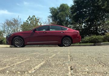 2018 Genesis G80: Lux look without the lux-level tag