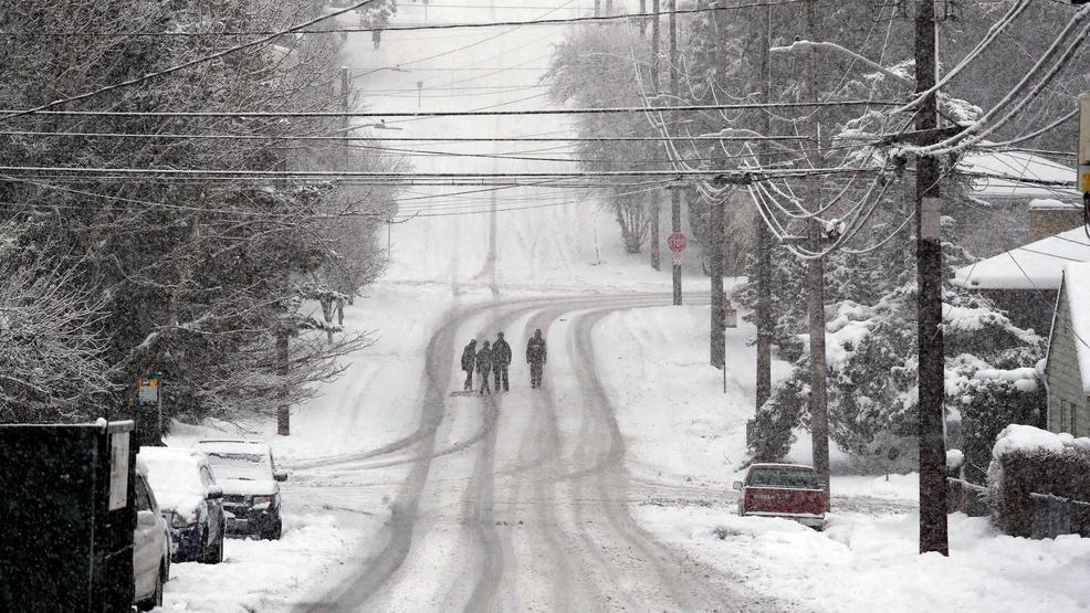 Two teens plowing