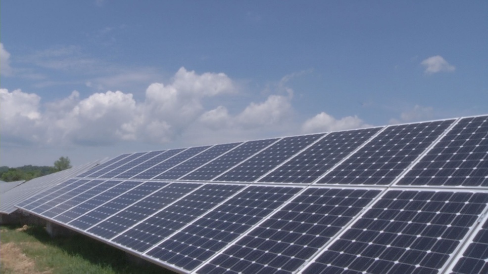 Washington S Largest Solar Farm Coming To Lind Komo