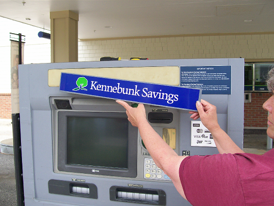 Police investigate 'skimmer' device at Kennebunk Savings Bank | WPFO