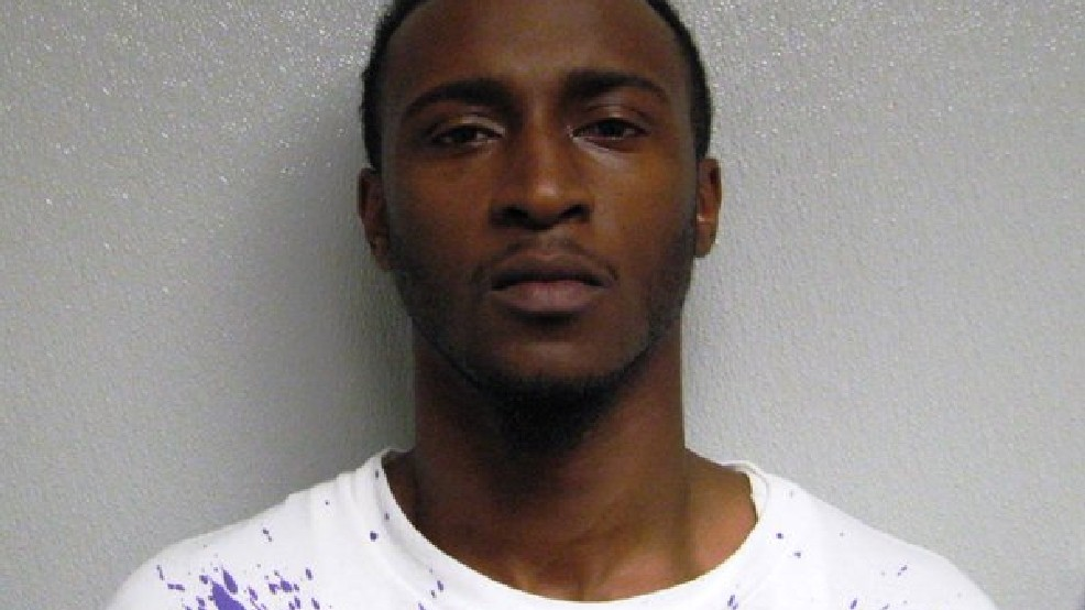 Antonio Barnett was arrested and charged with first and second-degree murder in Clinton, Md. in April 2016. (Prince George's County Police)