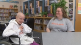 Reading to raise money for student with cancer