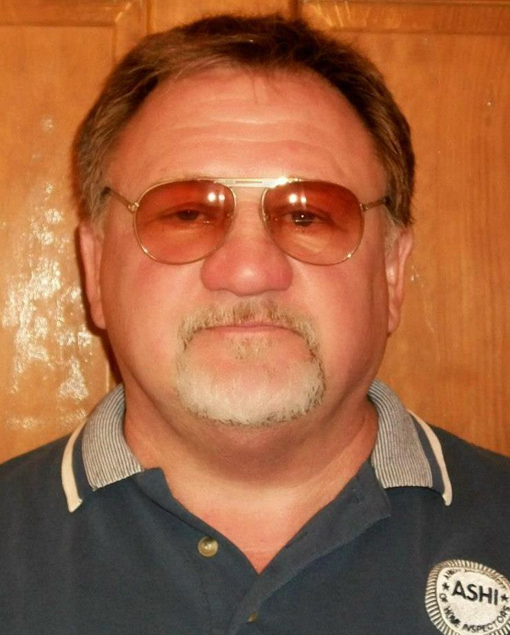 File photo taken from the Facebook page of James Hodgkinson, the suspect in the Wed. June 14, 2017 shooting at a congressional baseball practice in Alexandria, Virginia. Hodgkinson was shot and killed by Capitol Police after injuring five people, including top Republican Rep. Steve Scalise. (Facebook)