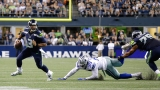 Wilson looks sharp, Seahawks roll past Dallas 27-17