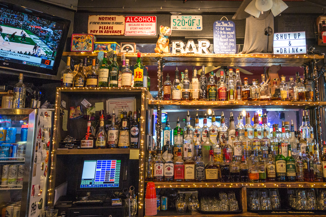 The Belle and The Bear is a Montgomery spot that has a place for everyone at their bar—from the $15 bourbon drinker to someone looking for a $2 beer. In fact, they have 20 beers on tap, a vast bourbon selection, and a menu of cocktails with rock n' roll influences. ADDRESS: 8512 Market Place Lane (45242) / Image: Catherine Viox // Published: 5.20.19