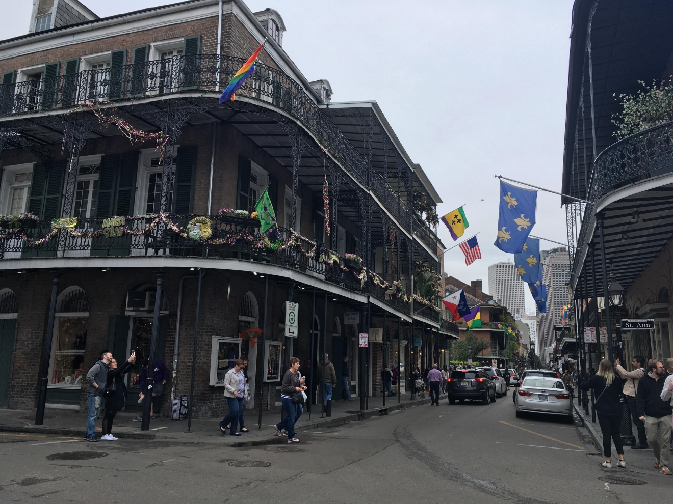 "New Orleans is a Louisiana city unlike anywhere else in the U.S. It's nicknamed ""The Big Easy"" and reflects a diverse culture consisting of combined French, African, and American influences. Distance from Cincy: approx. 800 miles southwest / Image: Delaney French // Published: 4.8.17"