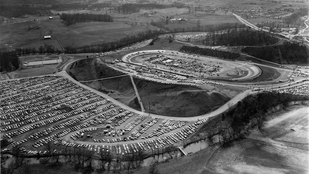 Bristol Motor Speedway was almost constructed elsewhere