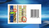 Vegetable recall impacts HEB and  Walmart