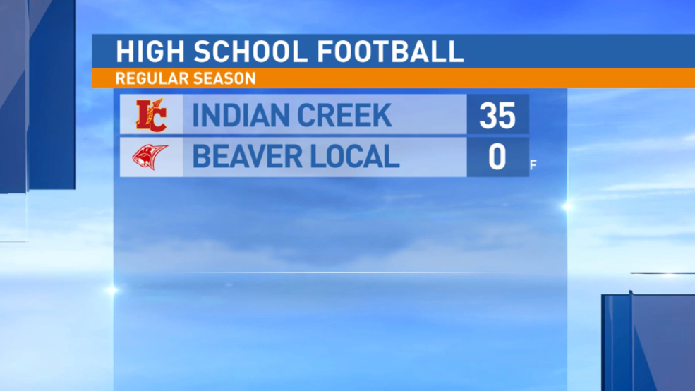 10.12.18 Highlights: Indian Creek at Beaver Local
