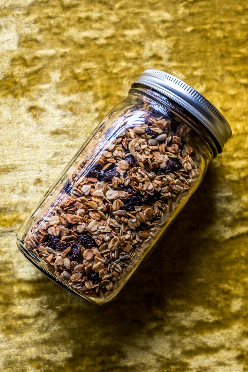 House granola / Image: Catherine Viox{ }// Published: 6.23.20