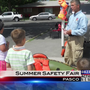 Kids learn safety skills at Fun Fair this weekend