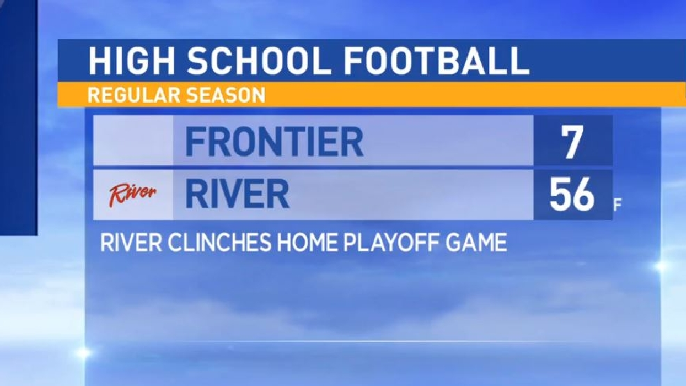 10.28.16 Highlights: Frontier at River