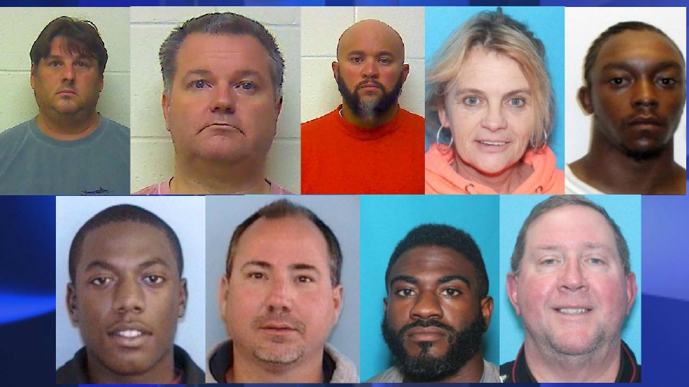 Prostitution Sting Nets Charges For Wcti