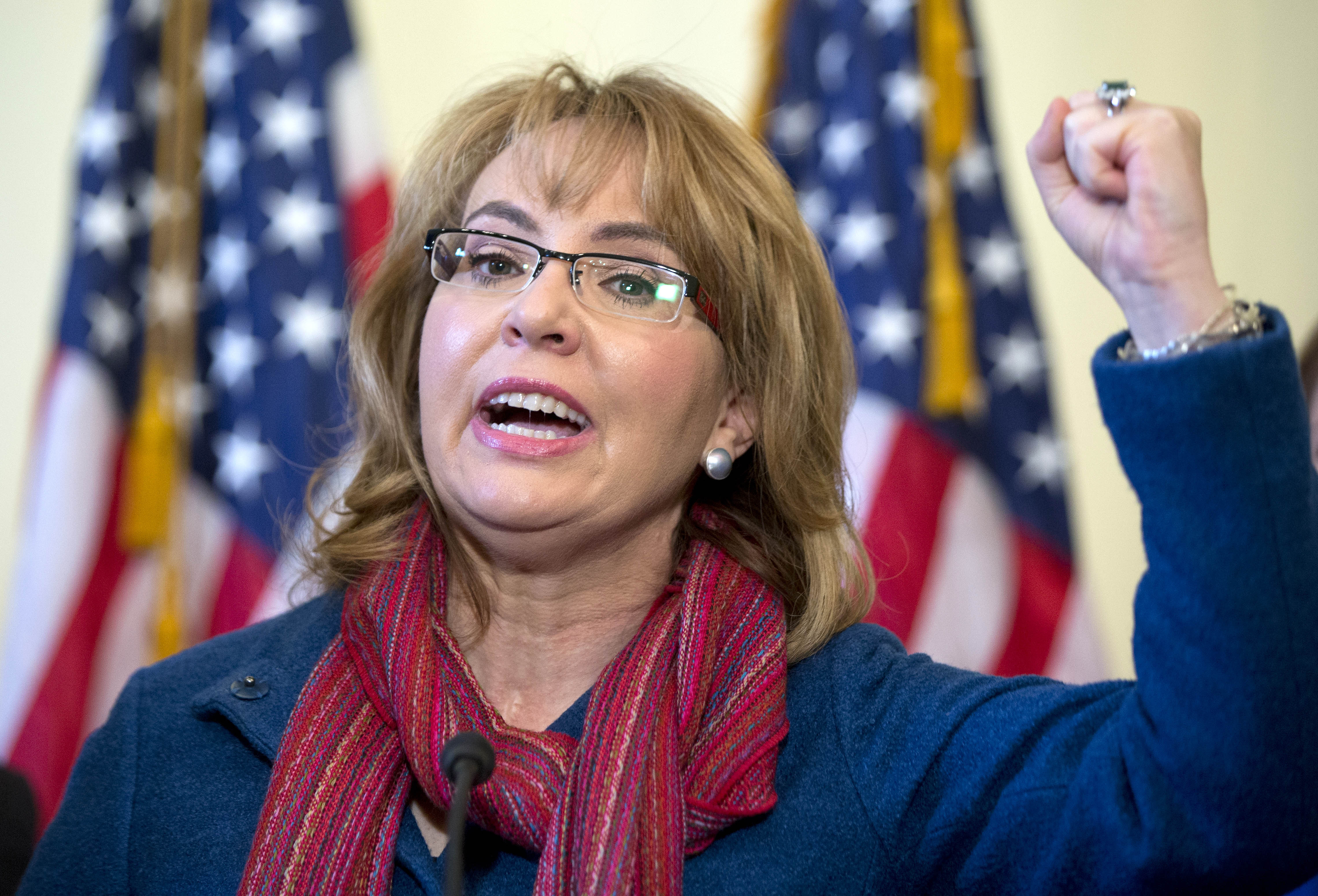 Attack On Lawmakers Stirs Memories Of Giffords Shooting Woai