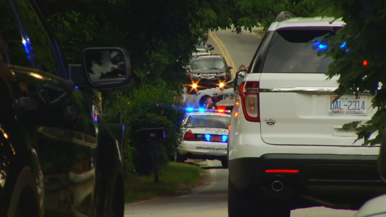 Asheville police on Friday released the latest numbers on crime, and the largest city in Western North Carolina is seeing more violence. (Photo credit: WLOS staff)