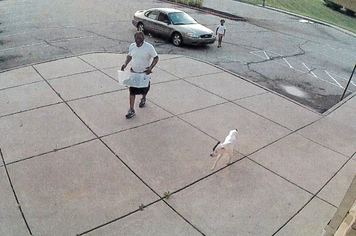 Charges filed against man seen abandoning dog and puppies at the ARC (Photo: Montgomery County ARC)