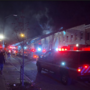 One person evaluated after two alarm fire in Baltimore