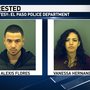 Task force arrests two people on drug charges in west El Paso