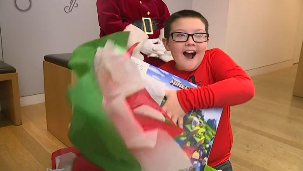 Ohio boy gets surprise after passing up Xbox to donate blankets to the homeless